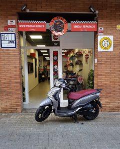 tienda de motos en mataro